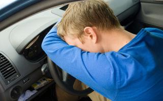 Действия при потере водительских прав, как восстановить документ