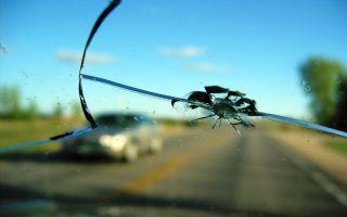 Штраф за трещину лобового стекла
