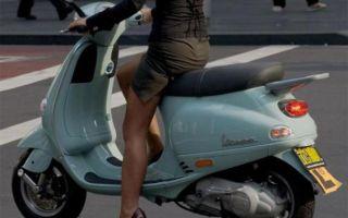 Штраф за езду на скутере без прав