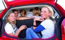 Штраф за лишнего пассажира в автомобиле