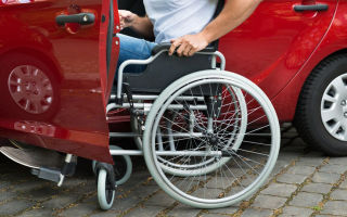 Льготы для уплаты транспортного налога инвалидами