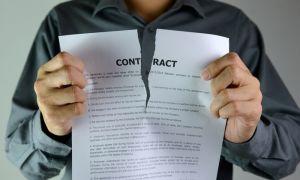 О процедуре расторжения договора лизинга по инициативе одной из сторон