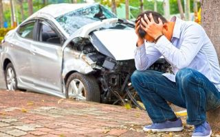 Действия в ситуации когда у виновника ДТП нет страховки