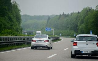 Наказание за движение по левой полосе дороги при свободной правой
