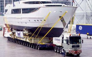 Основные правила транспортировки негабаритных грузов