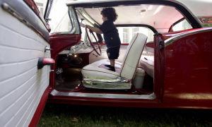 Особенности перевозки детей на переднем сиденье автомобиля, согласно ПДД в 2020 году