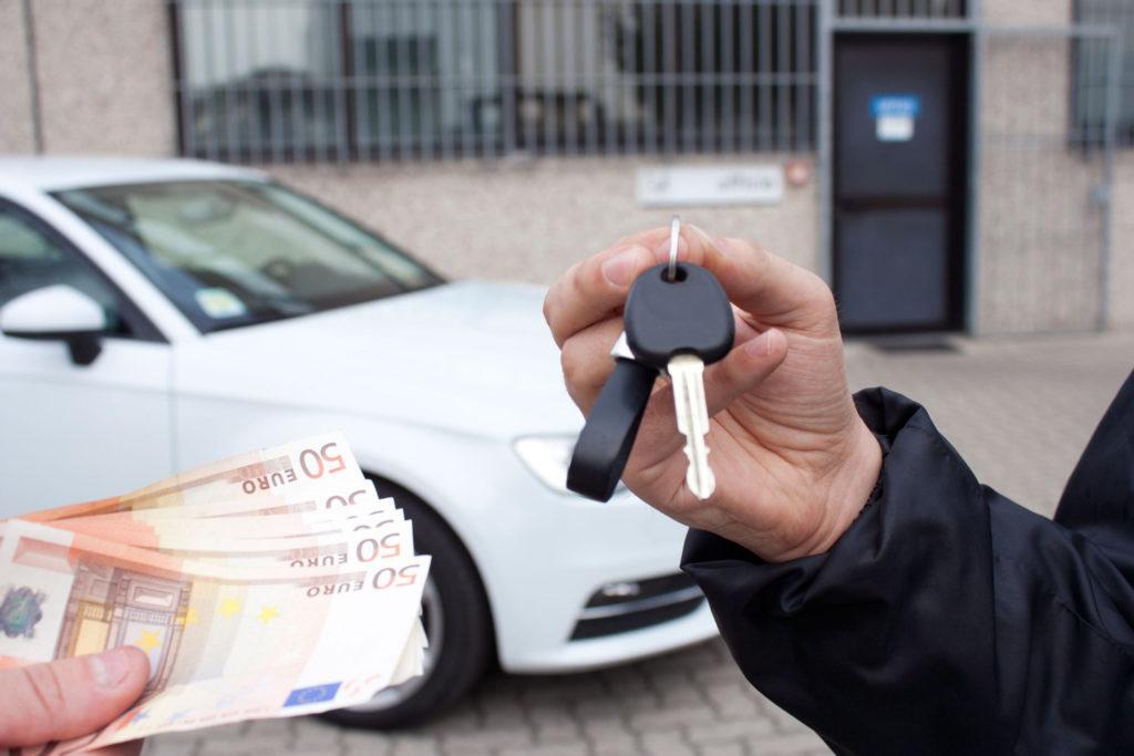 Купить легковой авто работующий на пропане