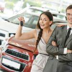 Владельцы нового авто