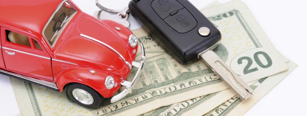 Машина, ключ и деньги