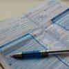 Правильное заполнение извещения о ДТП без участия сотрудников ГИБДД (образец заполнения)