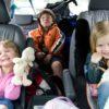 Основные правила перевозки детей в автотранспорте