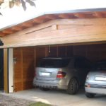 Ставить машину в гараж - защита от угона