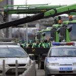 Рекомендации по эвакуации автомобилей