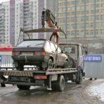 Правила эвакуации автомобилей на штрафстоянку в 2021 году
